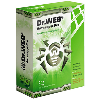 Dr web security space pro 7 0 0 101 00 tfile ru